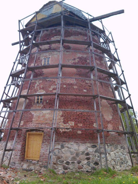 Tuuliku rekonstrueerimine. Vilant Ehitus Tartus